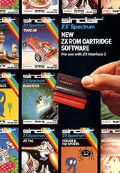 Sinclair ROM Cartridge Software Catalogue