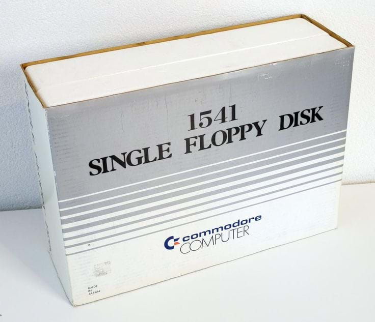 Disk Drive 1541 Boxed