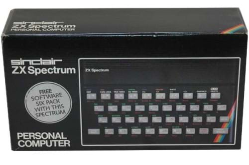 ZX Spectrum Boxed