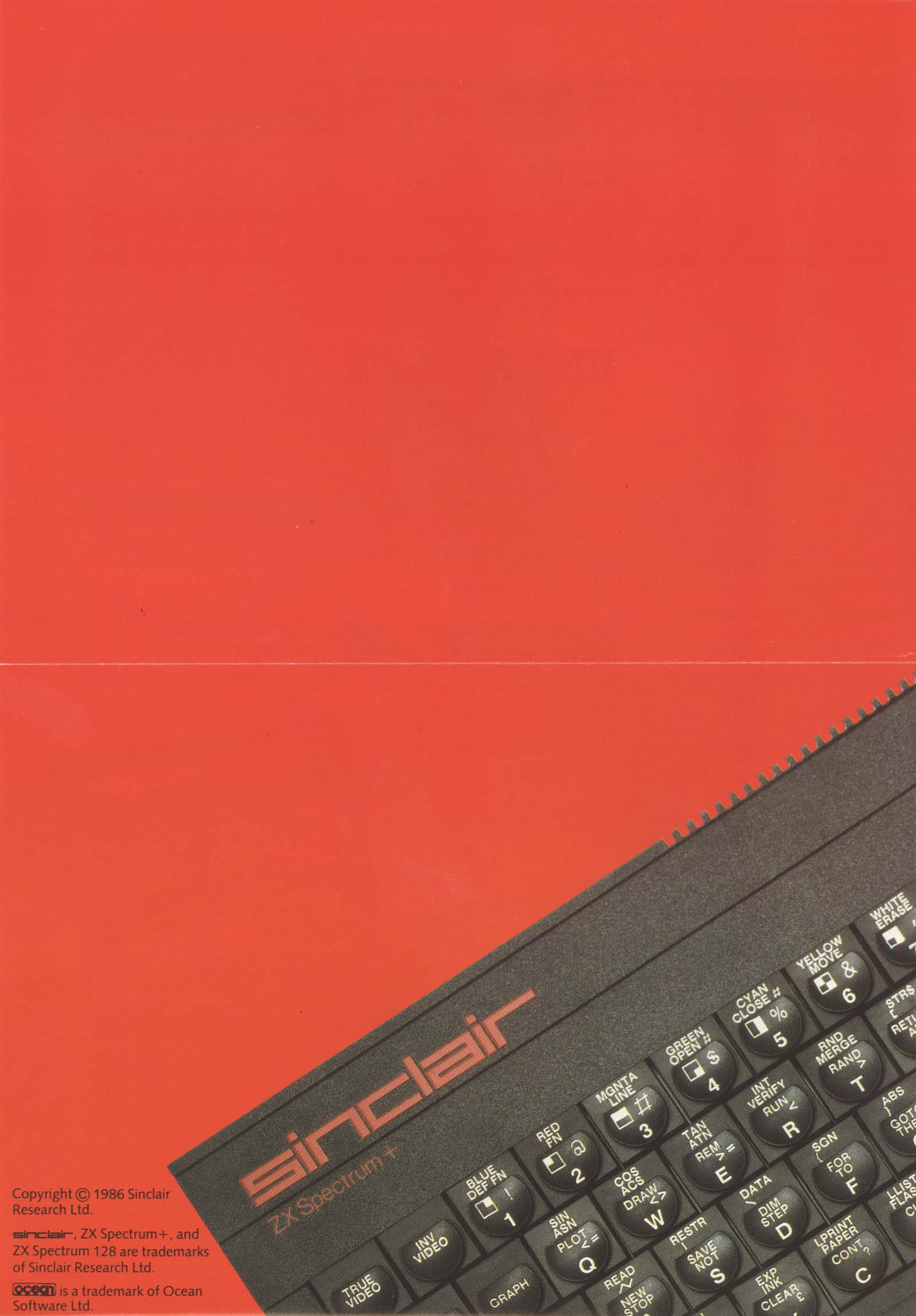 Get your hands on a ZX Spectrum 128K
