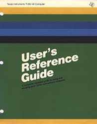 Users Reference Guide