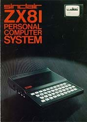 ZX81 Personal Computer System