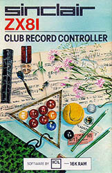 Club Record Controller