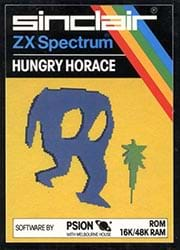 Hungry Horace Cover